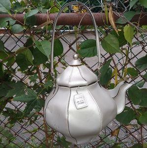 Pylones Tea Pot Purse Bag